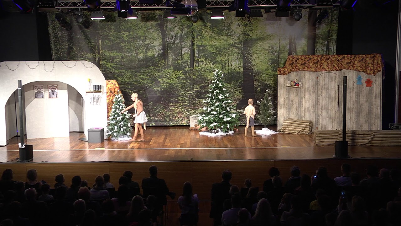 Kulturreif | Kindermusical | Winterschlaf zur Weihnachtszeit
