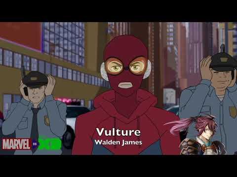 The Best Spider Man Voice Actors