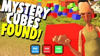 WE FOUND ALL OF ANGRY NEIGHBOR'S SECRET MYSTERY CUBES! | Angry Neighbor Gameplay thumbnail