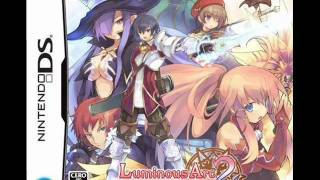 Luminous Arc 2 OST - Oh Wings of Darkness, Wrap Me in Your Cold Embrace