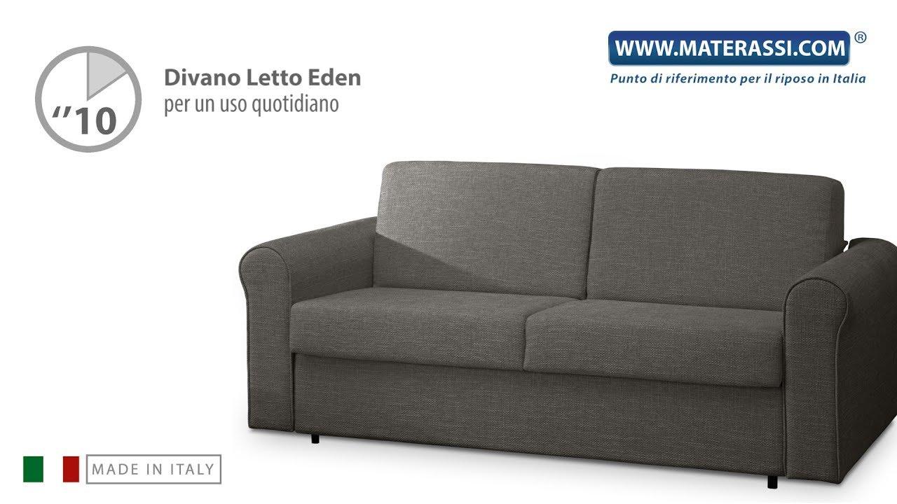 Divano Letto Matrimoniale Offerte Torino.Divano Letto Matrimoniale Montaggio E Apertura 3 Sedute E Due
