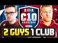 2 GUYS 1 CLUB!!! FIFA 16 DUAL ROAD TO GLORY!!! Episode 1