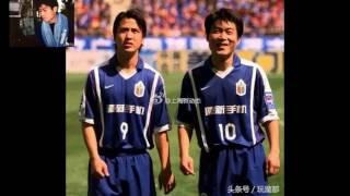 上海卢湾体育场,祁宏、申思、范志毅齐刷刷出现,岁月是把杀猪刀