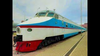ЭР200 - самая быстрая электричка СССР Большой обзор ER200-the Fastest Electric Train In The USSR