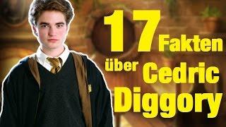 17 FAKTEN über Cedric DIGGORY