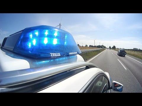 Police running code