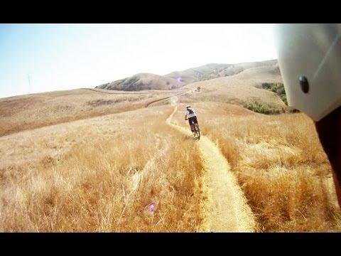 Carbon Canyon North Ridge Telegraph Mountain Biking - 2012 HD