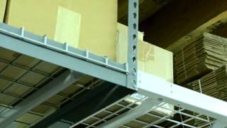 Overhead Garage Rack Super Safe And Super Strong For More Garage Storage