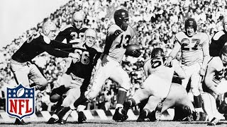 kenny washington breaks the nfls color barrier
