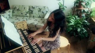 Chiara Massini - J.S. Bach: Allemande (Partita BWV 828)