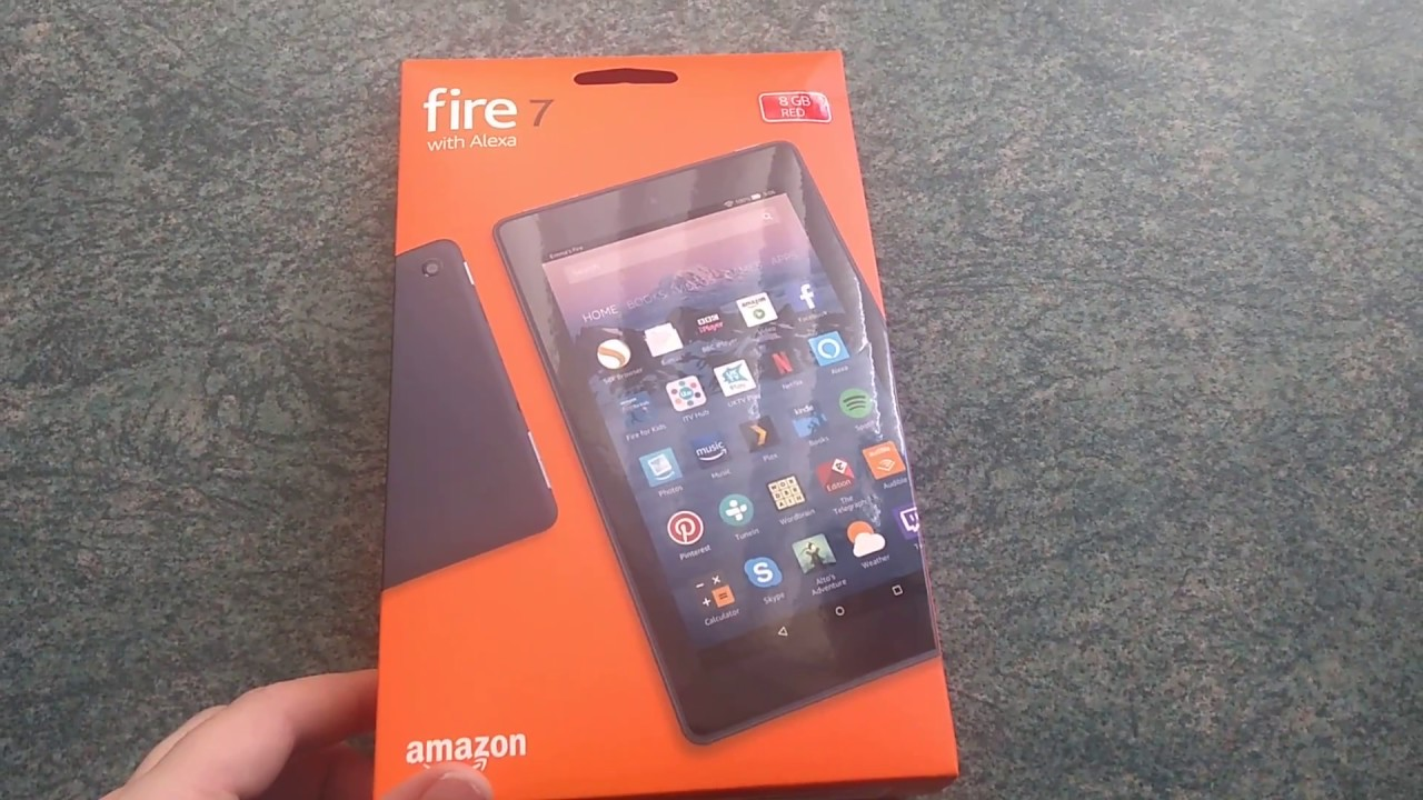 size 40 1a74f 7aabd Fire 7 Tablet with Alexa, 7