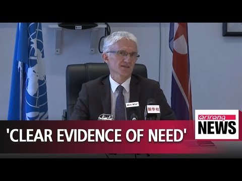'Clear evidence of humanitarian need' in North Korea: UN aid chief