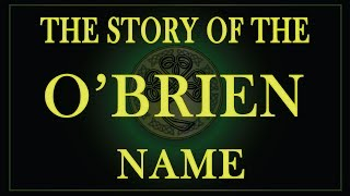 The story of the Irish name O
