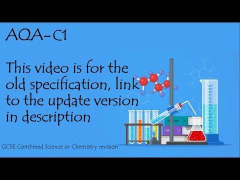 Chemistry unit 1 all videos