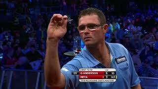 PDC Melbourne Darts Masters 2018 - Gary Anderson vs Damon Heta Part 2/2