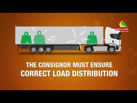 Consignor/ Consignee Legislation and Safe Trucking