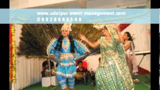 mayur dance rajasthani folk artist booking udaipur rajasthan india