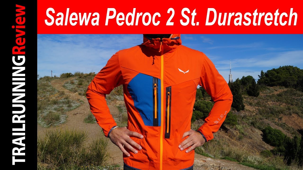 newest collection 67ad5 c97c0 Salewa Pedroc 2 Stormwall Durastretch Review - Chaqueta multifuncional