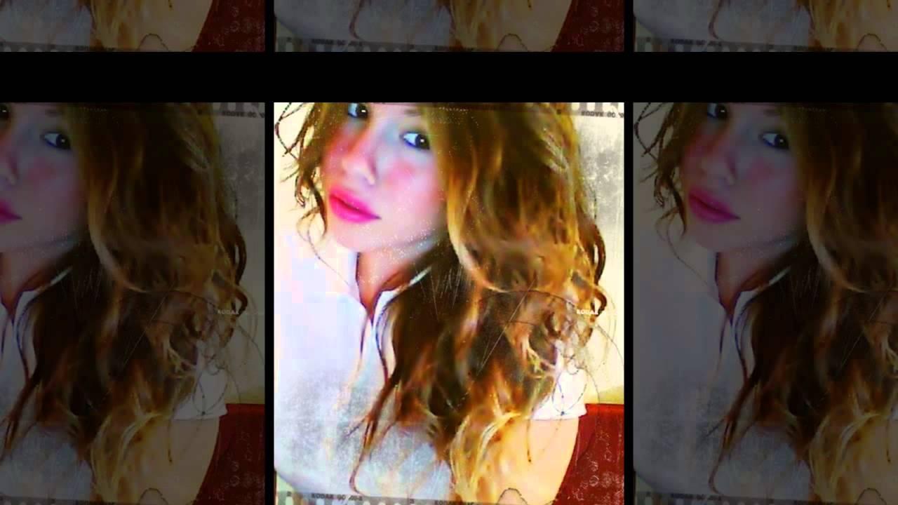 Sabina Fariello Of Naples, Italy Teen Model - Youtube-7136