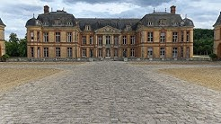 Le château de Dampierre - Yvelines - Région Île de France - France