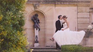 Sweet, funny wedding and proposal story
