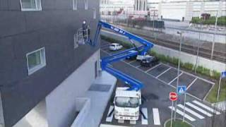 Articulated truck-mounted platform ZED 26 J