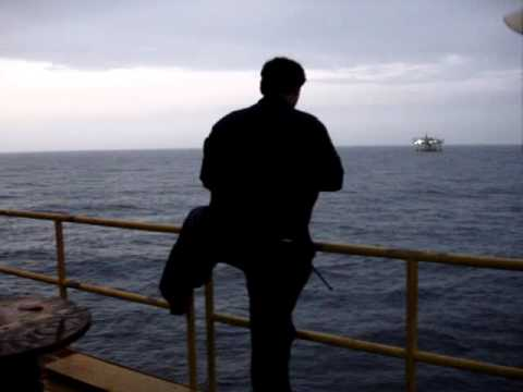 Gulf of Mexico oilfield pranking