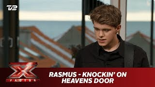Rasmus synger 'Knockin' On Heaven's Door' - Bob Dylan (Bootcamp)   X Factor 2019   TV 2