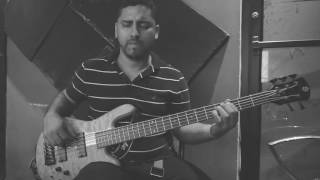 valio la pena marc anthony  bass cover   Josue Cuestas