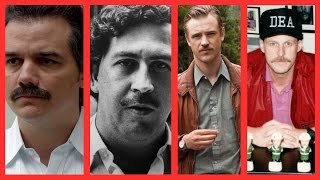 NARCOS vs. REAL LIFE [Pablo Escobar]