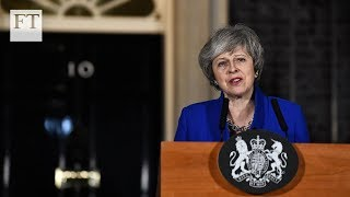 Theresa May survives Labour no-confidence vote