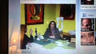 Maria Jesus Kremer nas «Tardes sem Tempo», no Programa Improviso de Luisa Fernanda. Rádio Centro