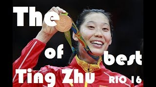The Best of Zhu Ting 朱婷 - Olympic Games Rio 2016 - Volley Nippon
