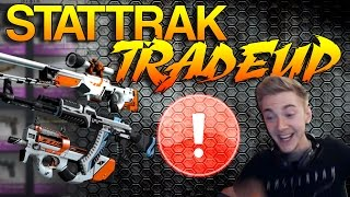 CS:GO - HIGH RISK - Stattrak Tradeup! #2