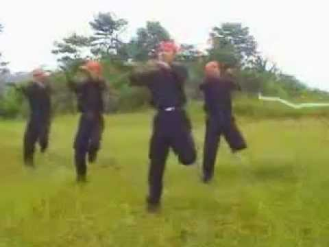 Senam Tentara - Senam Ruhul Jadid
