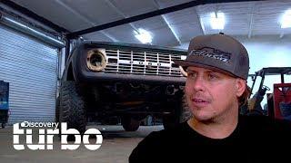 Restauración de Bronco 1960 con motor Coyote | Texas Metal | Discovery Turbo