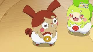مسلسل كوكوتاما الحلقة 11 - إنقاذ محل الحلوى القديم - سبيس تون 🥚 Cocotama Ep 11 - Spacetoon