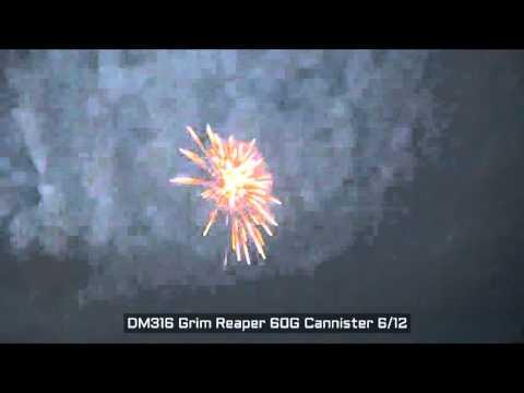 DM316 Grim Reaper Reloadable Artillery By Dominator ...