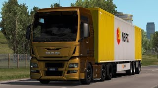 [ETS2 v1.35] MAN TGX Euro 6 Modifications v 1.1