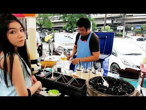 EXTREME Thai Street Food Tour in Bangkok, Thailand 2018