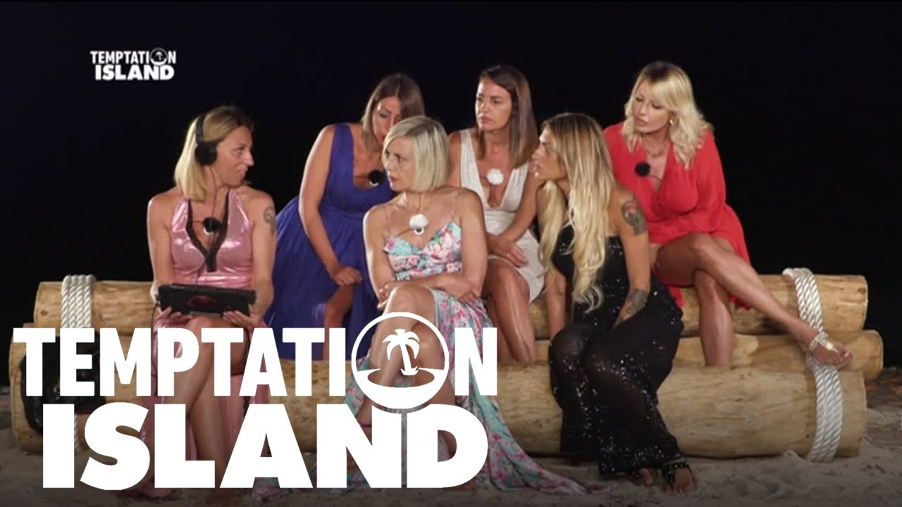 Temptation Island 2020 - Annamaria: il primo falò