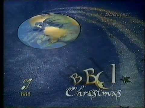 Image result for bbc one christmas ident 1990