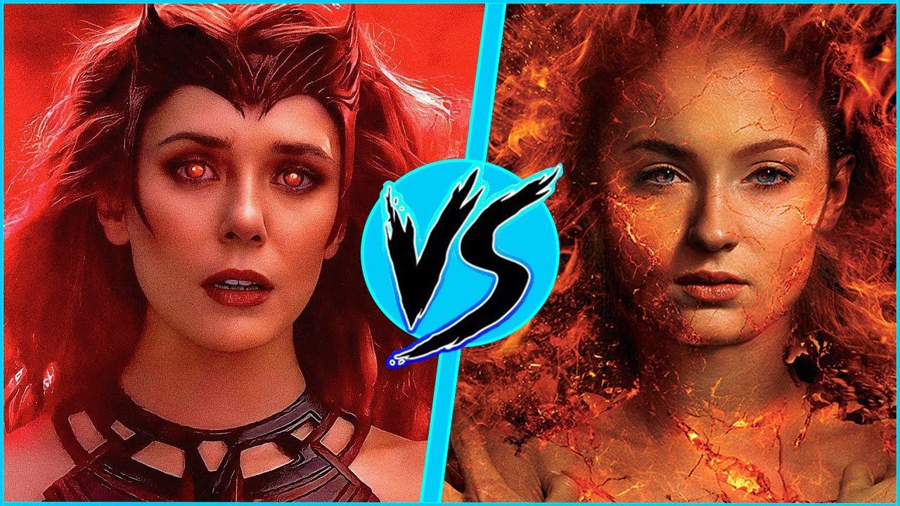 Download Scarlet Witch VS Dark Phoenix | BATTLE ARENA | WandaVison | Marvel Comics | MCU