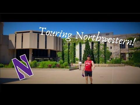 Northwestern University Tour!