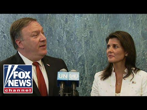 Pompeo: Must crack down on North Korea's evasions of sanctions