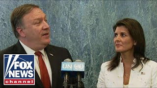 Pompeo: Must crack down on North Korea's evasions of sanctions thumbnail