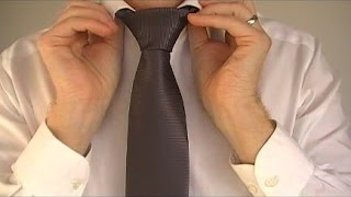 How to Tie a Tie | Half Windsor | For Beginners