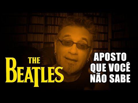 The Beatles - Aposto que Você Não Sabe