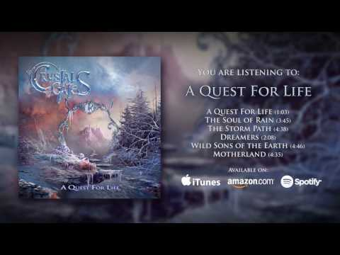 Crystal Gates - A Quest for Life (Full Album)