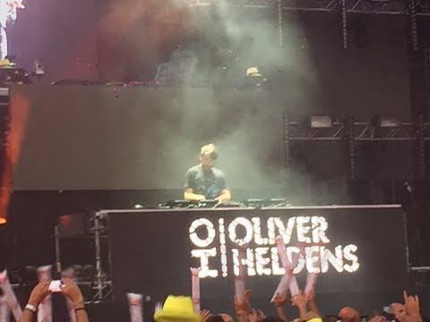 Oliver Heldens - alien tecknology @live postepaysound Padova